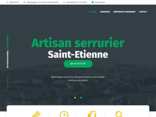 Serrurerie saint Etienne