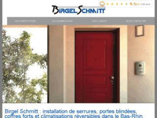 Birgel Schmitt : Serrurier dans le Bas-Rhin