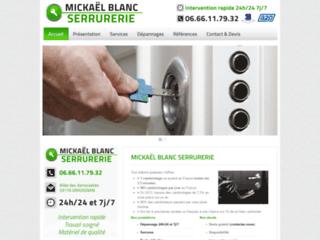 Dépannage diligent avec Mickaël Blanc Serrurerie