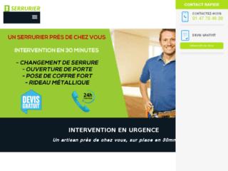 Serrurier à Boulogne-Billancourt