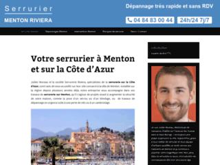 Détails : Serrurier à Menton