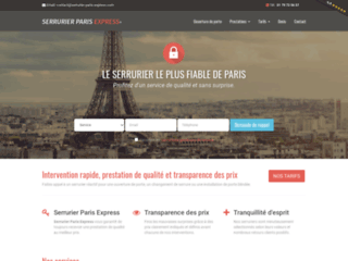 Serrurier Paris Express : les meilleurs artisans en serrurerie