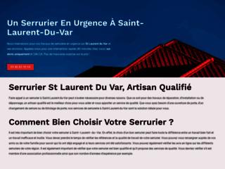 Serrurier à Saint-Laurent-du-Var