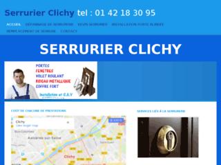 Votre serrurier à Clichy