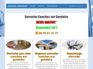 Serrurier Conches-sur-Gondoire