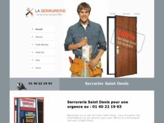Un expert pour vos dépanages en serrurerie à Saint-Denis