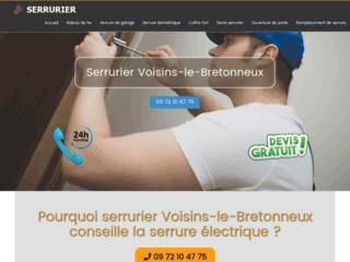 Serrurier Voisins-le-Bretonneux