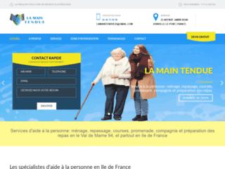 Détails : Service d'aide à la personne aux personne âgées, handicapés en 75, 78 et 94