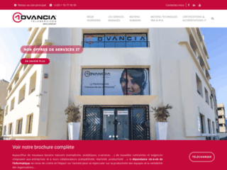 Services IT Advancia Téléservices