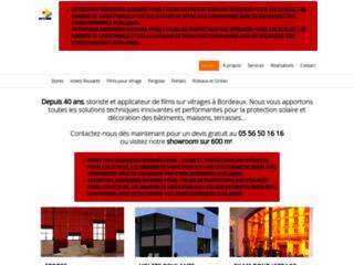 Pergola sur mesure Bordeaux - Servisun