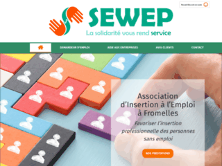 Sewep : Association d'Insertion à l'Emploi à Fromelles