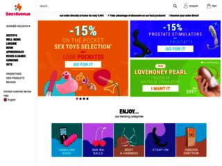 Détails : Vos sex shop sur SexyAvenue.com