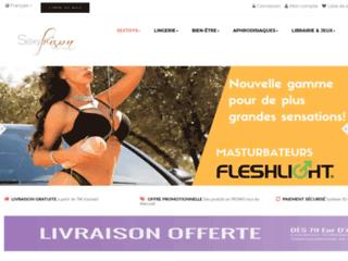 Sexshop en ligne, Lingerie sexy et sextoys