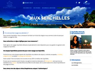 seychelles-attitude.com - pour organiser un séjour aux Seychelles