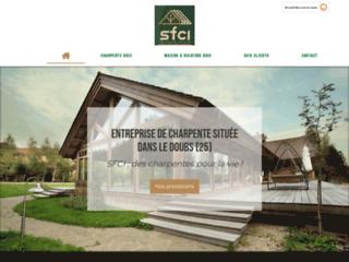 SFCI, entreprise de charpente près de Besançon