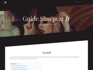 sharpcar