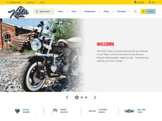 Vente et livraison des pièces détachées pour mini-moto 4 temps