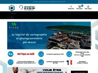Détails : Drone professionnel