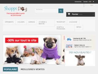 Détails : Shoppidog : Accessoires et vêtements pour chien
