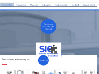 Sie Solutions, votre maintenance informatique