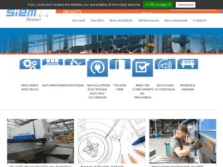 Détails : SIEM : Entreprise industrielle spécialisée dans l'automatisme, l'électrotechnique et la conception de machines spéciales