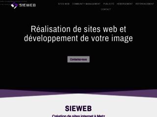 Création de site internet Metz Nancy