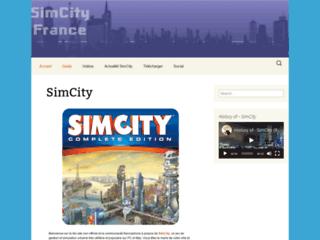 Détails : Simcity