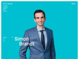 Mieux conaître Simon Brandt