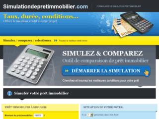 Détails : Simulateurpretimmobilier.net