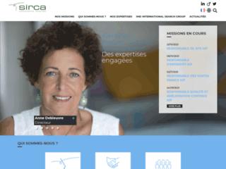 Détails : Sirca, recrutement de cadres supérieurs