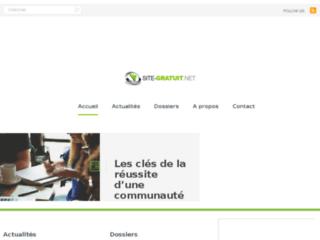 Détails : Site internet gratuit