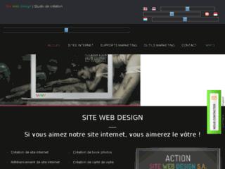 Site Web Design SA