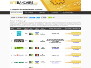 Sitebancaire.com : votre banque en ligne ouvre ses portes