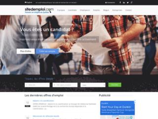 Détails : Site d'Emploi - Trouver un emploi au Québec