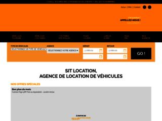 Agence de location de véhicules particuliers