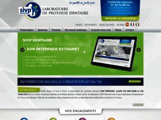 SIVP Dentaire, laboratoire de prothèse dentaire