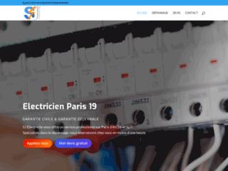 SJ Electricité, entreprise d'électricité à votre service