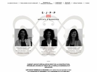 SJPP, avocats de famille à Bordeaux