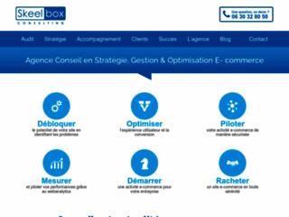 Skeelbox Consulting, Cabinet de Conseil E-commerce