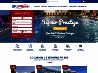 Détails : Vacances en station de ski : réservation et location de votre séjour au ski