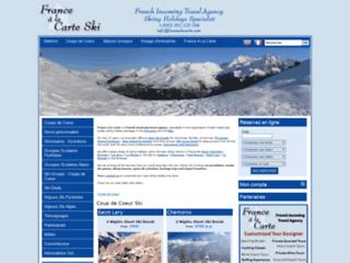 ski France à la Carte
