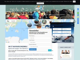 Ski et Naviguer Ensemble