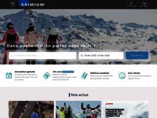 Détails : Location de ski en ligne