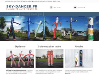 Choisir la publicité gonflable