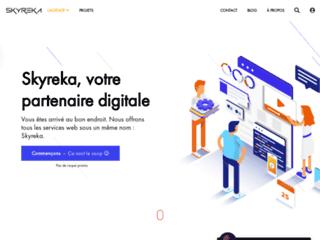 Skyreka : Expert en Création de site Web & Marketing Digitale