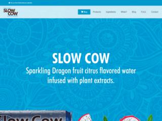 La boisson Slow Cow