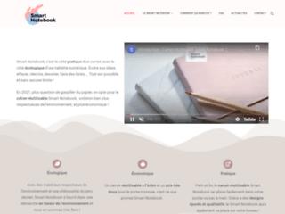 Smart Notebook - Cahiers réutilisables