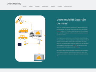 Smart mobility solutions