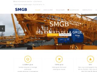 SMGB Montage de grues