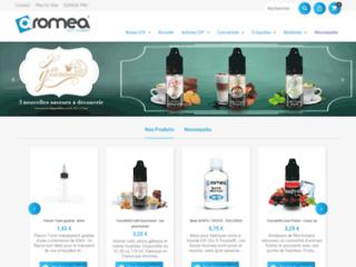 Détails : Gamme de eliquides pour recharger sa e-cigarette